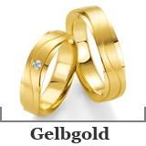 Trauringe Gelbgold