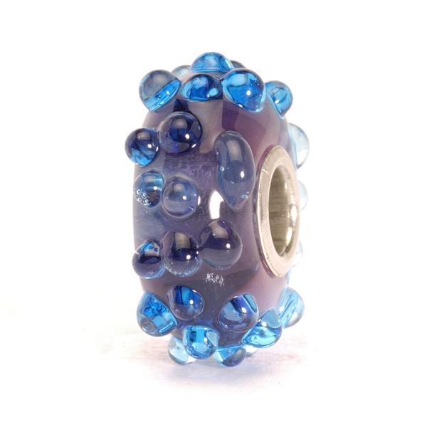 Trollbeads Blauer Sprudel TGLBE-10042, 61332