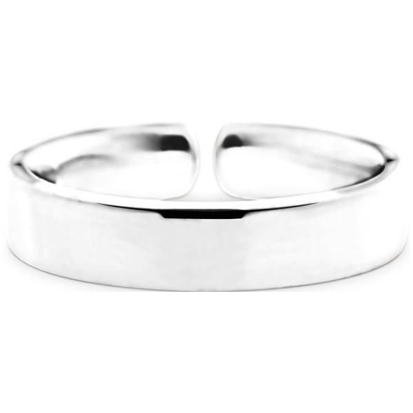 Quinn Einzelring Silberring, Silver