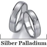 Trauringe Palladium