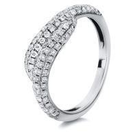 DiamondGroup Ring 18 kt Weißgold - 1A052W852-1