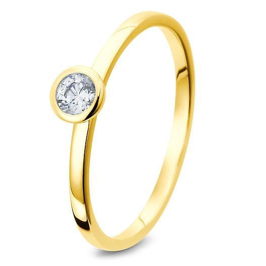 Breuning Verlobungsring 41/05288 aus Gelbgold