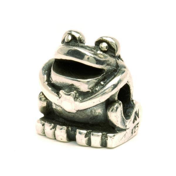 Trollbeads Frosch TAGBE-30077, 11307