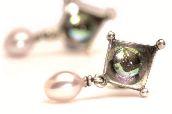 Trollbeads Zweifarbige Perle TAGEA-00054, 56101