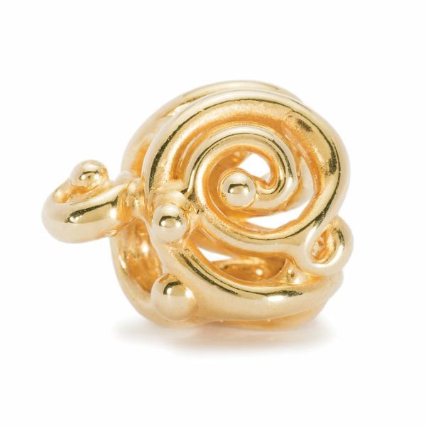 Trollbeads Ornamentale Perle TAUBE-00046, 21823