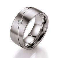 Collection Ruesch Ring Edelstahl 88/St154B