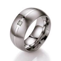 Collection Ruesch Ring Edelstahl 88/St153B