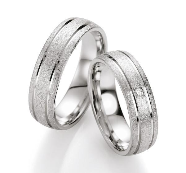 Ruesch Silberringe Verlobungsringe 10090 10100