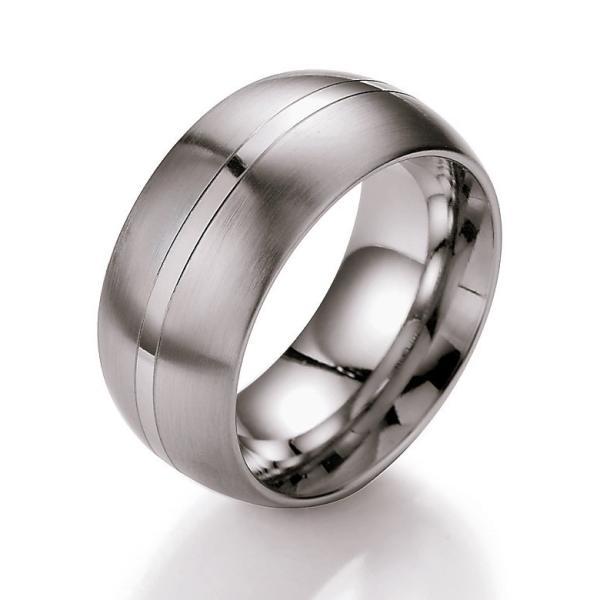 Collection Ruesch Ring Edelstahl 88/St153