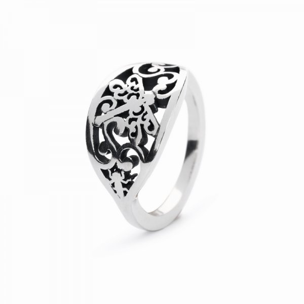 Trollbeads Libellen Ring TAGRI-00281 -90