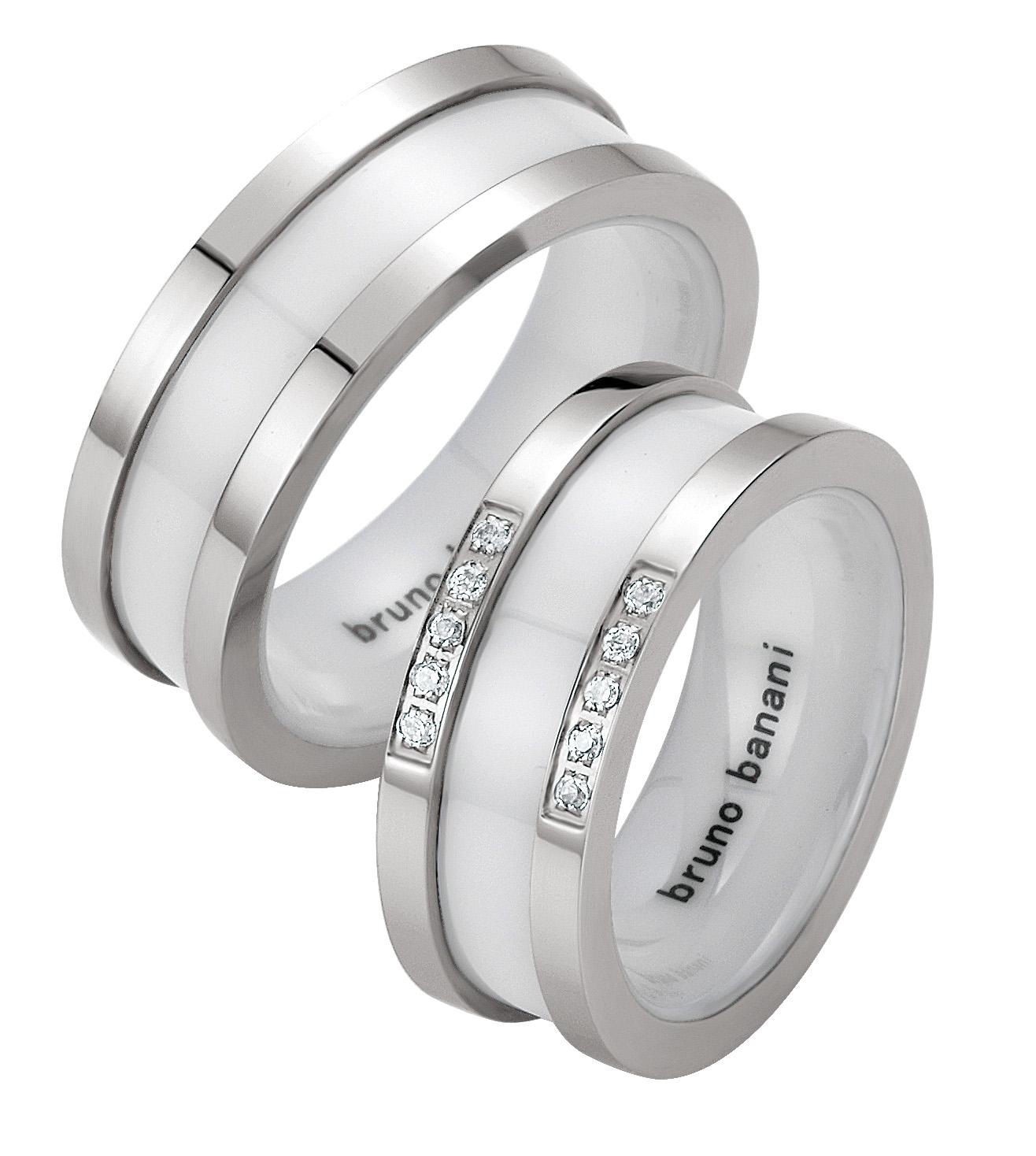 Bruno Banani Ceramic Ringe 44.84172 42.84172