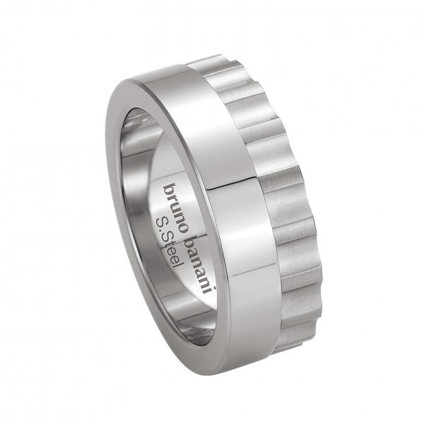Bruno Banani Herren Ring 84182