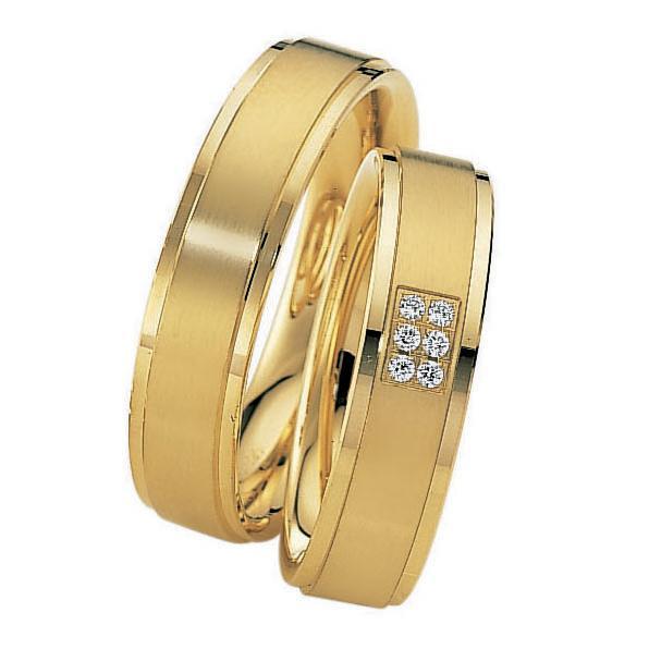 Trauringe Gelbgold 333 Saint Maurice 82018 82019