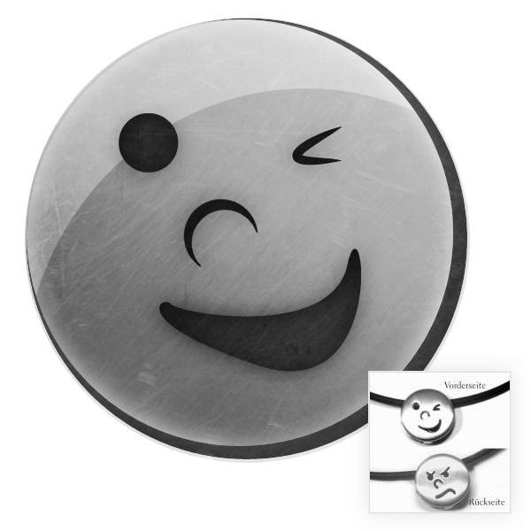 Smiley, der Stimmungsbarometer