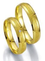 Breuning Trauringe Eheringe Gelbgold 07013 07014