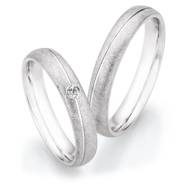 Eheringe Silber 925 Legends Ruesch 55/33090 & 55/33100