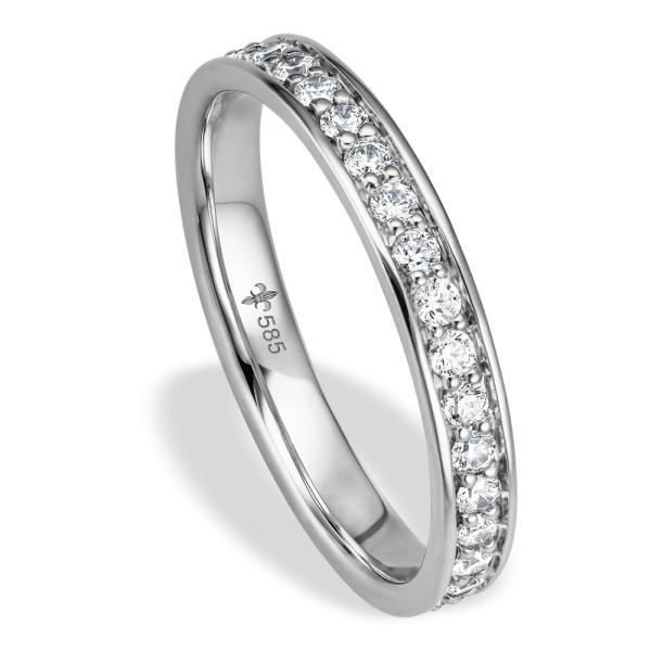 Memoire Ring Weißgold Giloy TM00967W-1