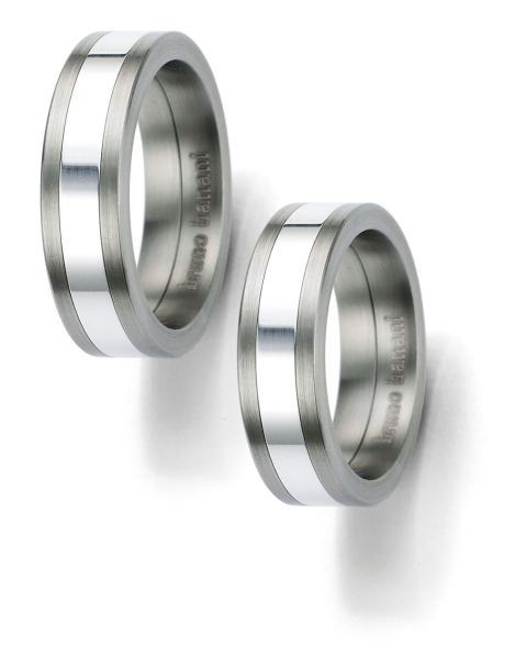 Bruno Banani Silber Ringe 44.86008 42.86008