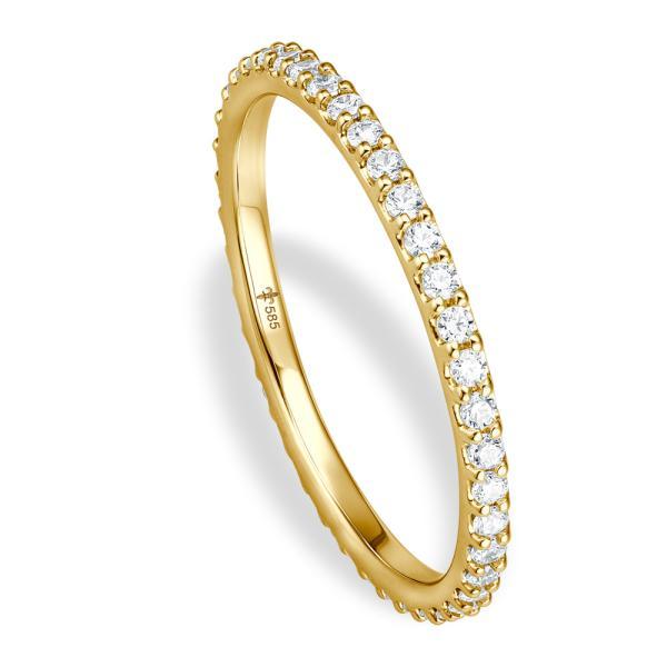 Memoire Ring Gold Giloy TM01018G-1