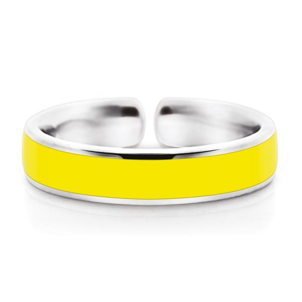 Quinn Einzelring Wild_Skin, African-yellow