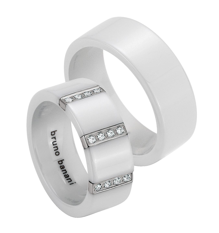 Bruno Banani Ceramic Ringe 44.84169 42.84169