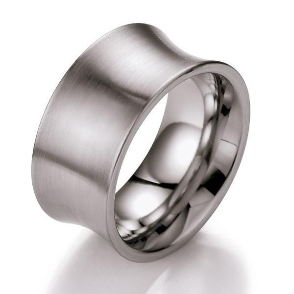 Collection Ruesch Ring Edelstahl 88/St155