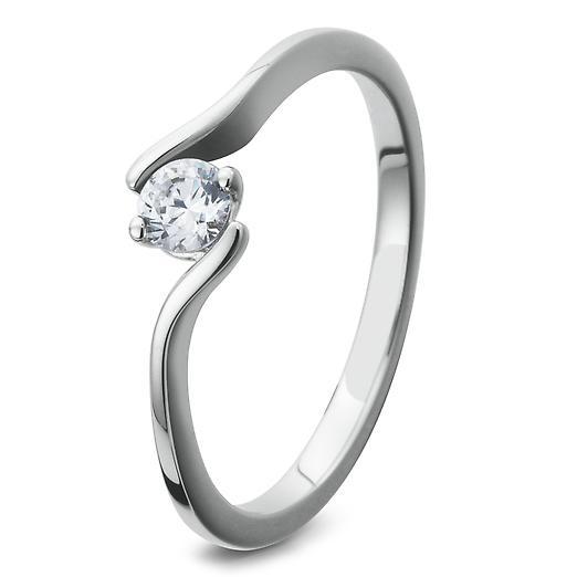 Breuning Bridal Verlobungsring Weißgold 41/05297