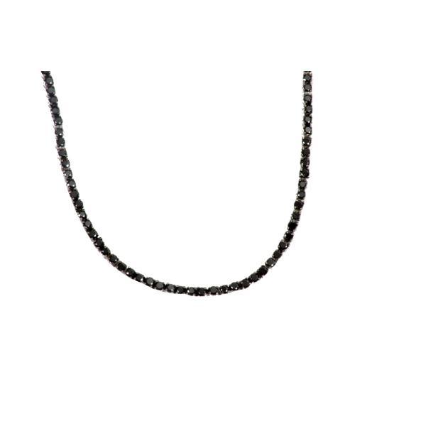 DiamondGroup Diamantcollier Collier 18 kt Weißgold - 4A263W8-1
