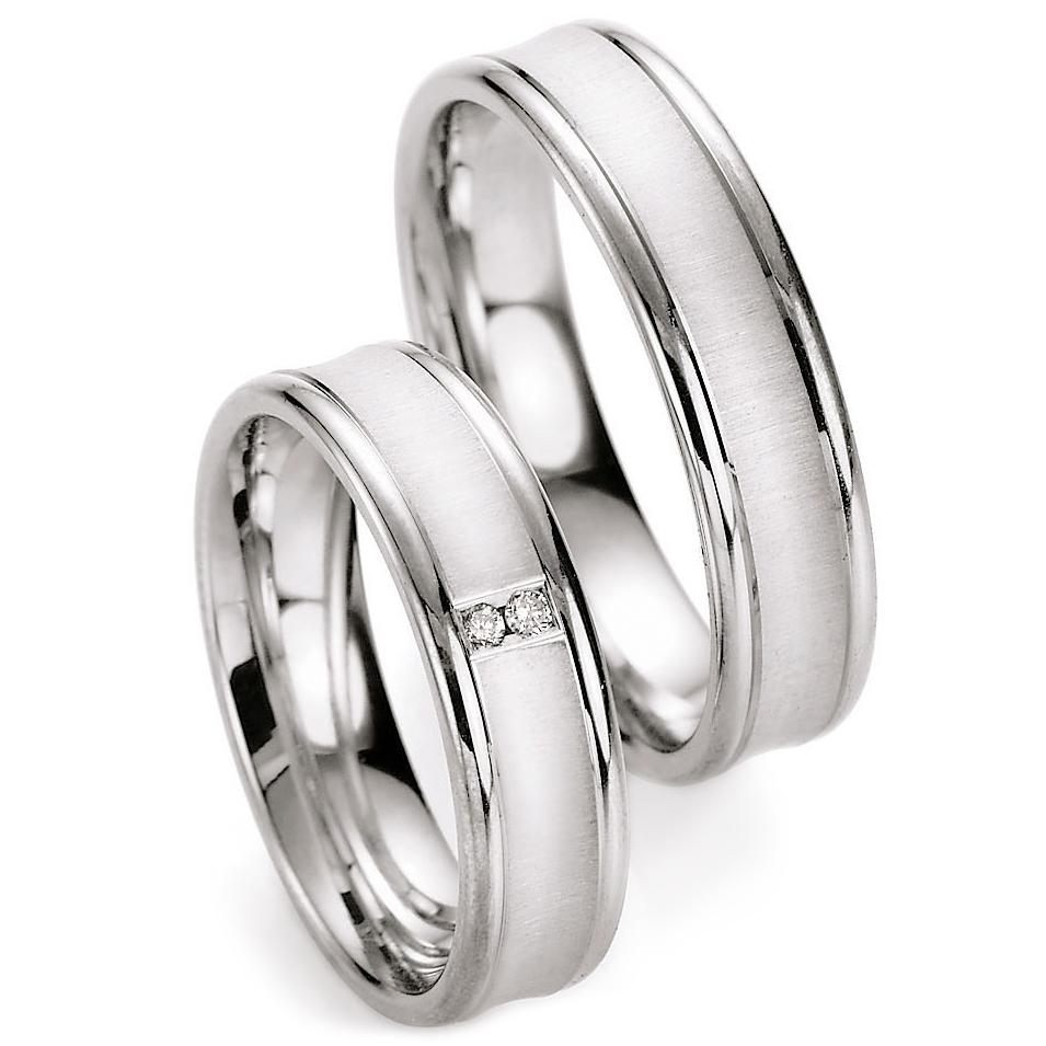 Ruesch Silberringe Verlobungsringe 10170 10180