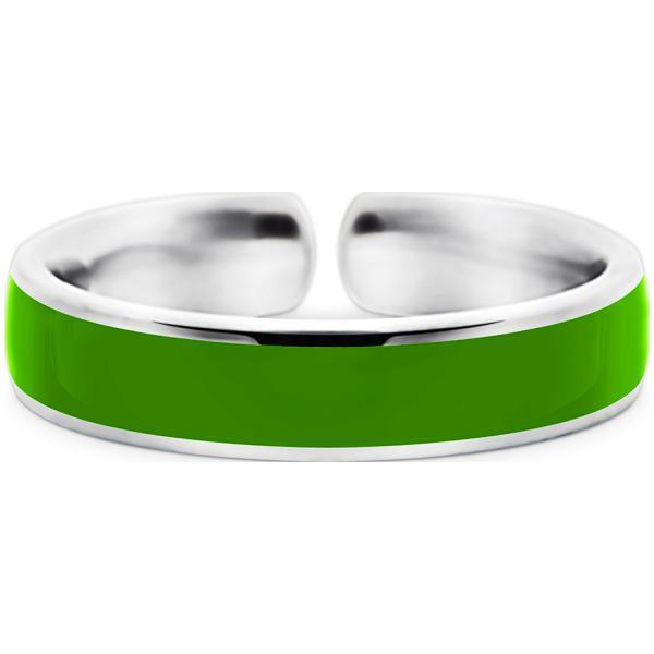 Quinn Einzelring grün, Greenback