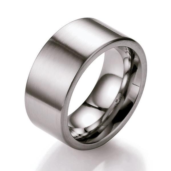 Collection Ruesch Ring Edelstahl 88/St150