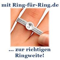 Mit Ring für Ring zur richtigen RIngweite