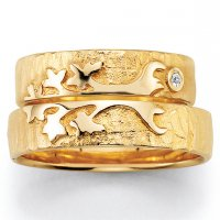 Signs of Love Lebensbaum Gelbgold 66/51090