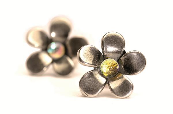 Trollbeads Silberne Blumen TAGEA-00058, 56106
