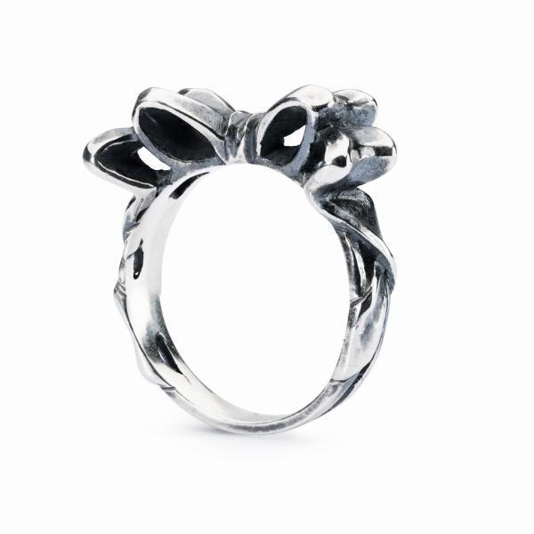 Trollbeads Bow Ring TAGRI-00371 - TAGRI-00380