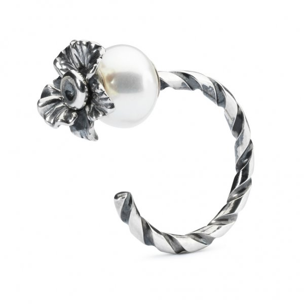 Trollbeads Gedrehter Ring of Change TAGRI-00391