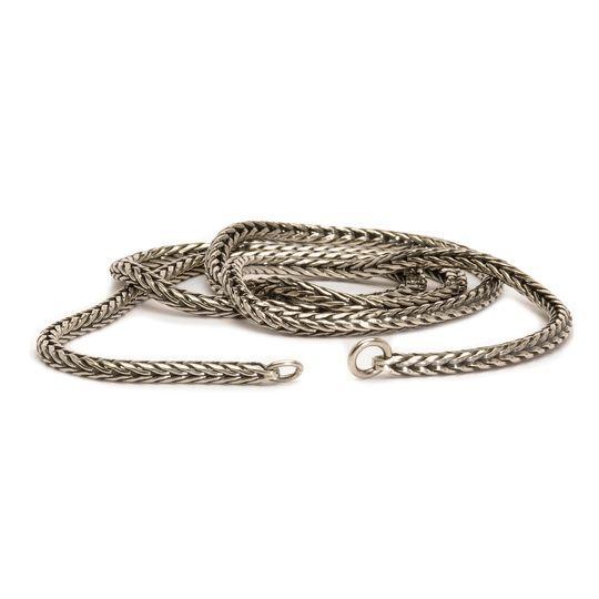 Trollbeads Silberkette 45cm TAGNE-00005
