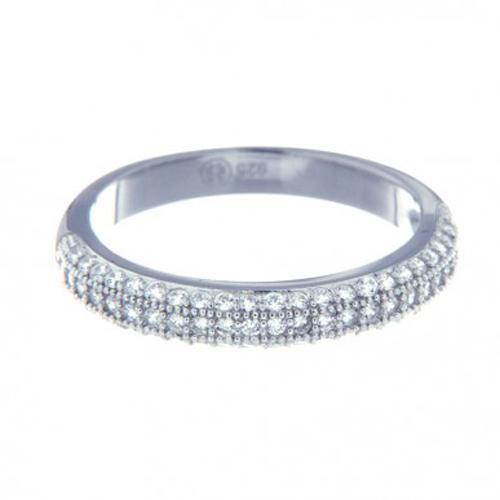 Antragsring Silber mit Zirkonia 3521